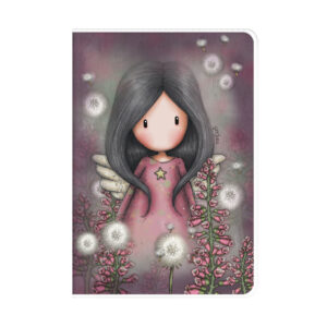 Quaderno A5 Little Wings Gorjuss fronte