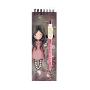Santoro Gorjuss Notebook con penna Little Wings