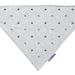 Bavaglio-bandana dooky corone grigie126910