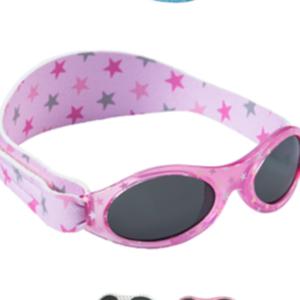 Occhiali da sole Dooky stelle rosa