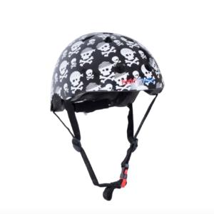 Casco da bicicletta Kiddimoto Skullz fronte 44€