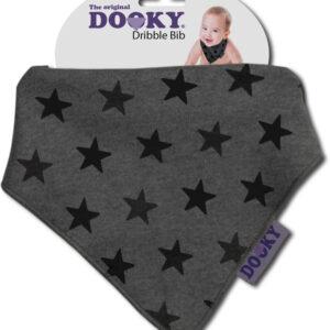 Bavaglio bandana Dooky stelle argento 126907