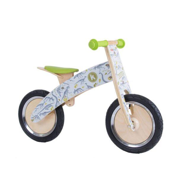 Bici senza pedali legno kiddimoto