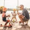 Casco per bambino scoot & ride