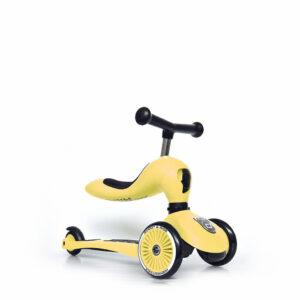 monopattino bambino scoot & ride