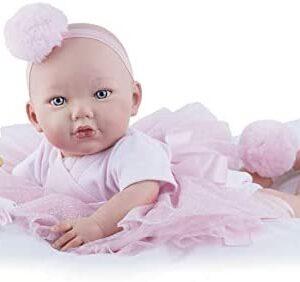 bambola new born marina & pau rosa
